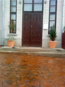 Dekoratyvinis betonas
